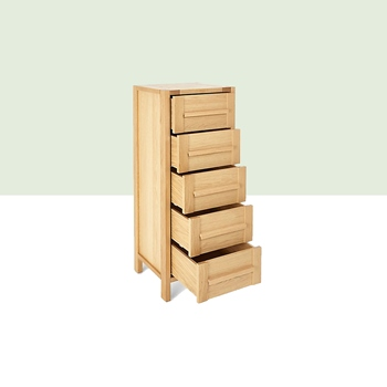 Sonoma Compact 5 Drawer Tallboy